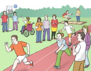 Sport-Veranstaltung